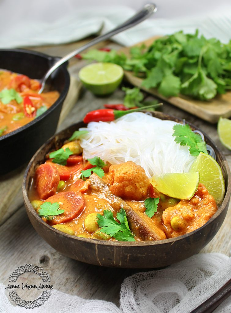 Sweet & Spicy Thai - Assorted Veggies in Sweet & Spicy Sauce