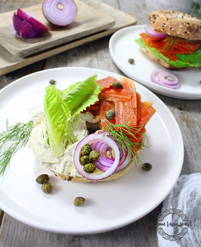 Veggie Smoked Salmon