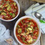 Summer Tomato Soup